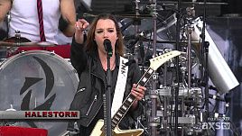 Halestorm - Rock On The Range Festival 2015 [FULL HD]